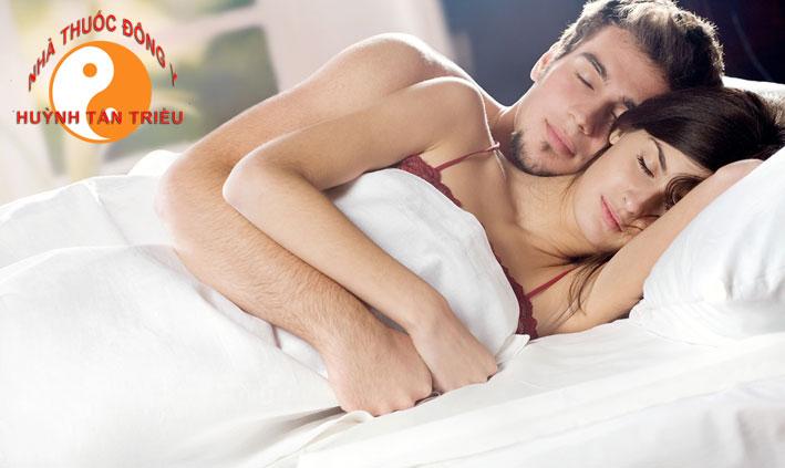 Bí quyết quan hệ lâu ra an toàn cho nam giới