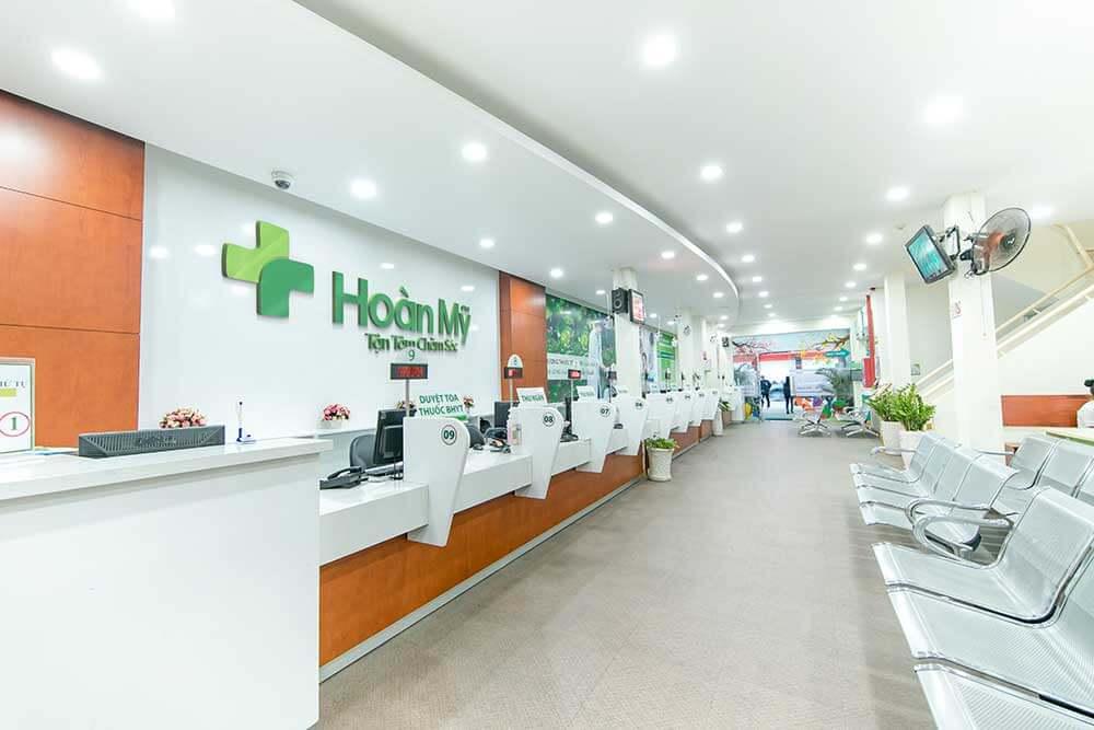 Bệnh viện Hoàn Mỹ: Địa chỉ, số điện thoại, giờ làm việc, dịch vụ